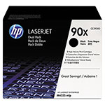 HP 90X Toner Cartridge, Black, Laser, 24,000 Page Yield