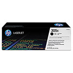 HP Toner Cartridge, 4000 Page Yield, Black