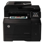 HP LaserJet Pro 200 Color MFP M276nw Wireless Multifunction Laser Printer