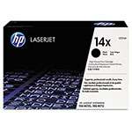 HP CF214X (HP-14X) Toner, 17500 Page-Yield, Black