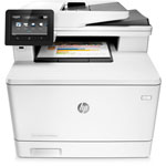 HP Color LaserJet Pro MFP M477fnw, Copy/Fax/Print/Scan