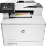 HP Color LaserJet Pro MFP M477fdw, Copy/Fax/Print/Scan