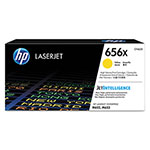 HP 656x, (cf462x) Yellow Original Laserjet Toner Cartridge