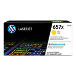 HP 657x, (cf472x) Yellow Original Laserjet Toner Cartridge