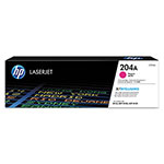 HP 204A, (CF513A) Magenta Original LaserJet Toner Cartridge
