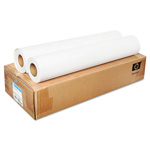 "HP Everyday Matte Polypropylene Roll Film, 120 g/m2, 2"" Core, 24"" x 100 ft, White"