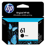 HP C4801A Black Ink Cartridge ,Model CH561WN ,Page Yield 190