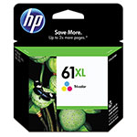 HP 61XL Black Ink Cartridge ,Model CH564WN ,Page Yield 330