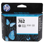 HP 762 Black Ink Cartridge, Model CN074A, Page Yield 700
