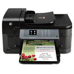 HP 6500A Officejet Inkjet Printer (Copier/Printer/Scanner/Fax)