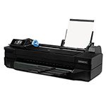 "HP Designjet T120 Wireless 24"" Wide Format Inkjet ePrinter"