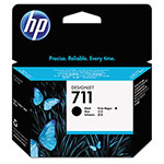 HP CZ133A, HP-711, Ink, 80 mL, Black