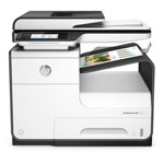 HP PageWide Pro 477dn Multifunction Printer, Copy/Fax/Print/Scan