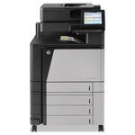 HP Color LaserJet Enterprise flow M880z+ NFC/Wireless Direct, 4100 Sheet Capacity