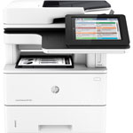 HP LaserJet Enterprise MFP M527f, Copy/Fax/Print/Scan
