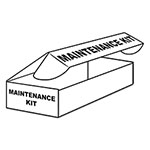 HP F2G76A Maintenance Kit, 110V Fuser