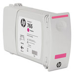 HP 765, (F9J51A) Magenta Original Ink Cartridge