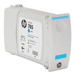 HP 765 (F9J52A) Cyan Original Ink Cartridge