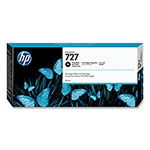 HP HP 727 (F9J79A) Gray Original Ink Cartridge, 300 mL