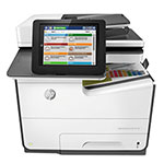 HP PageWide Enterprise Color MFP 586f, Copy/Fax/Print/Scan