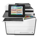 HP PageWide Enterprise Color MFP 586fz, Copy/Fax/Print/Scan