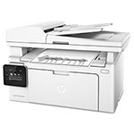 HP LaserJet Pro MFP M130fw Multifunction Printer, Copy; Fax; Print; Scan