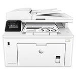 HP LaserJet Pro MFP M227fdw Printer, Copy; Fax; Print; Scan