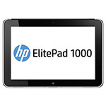 "HP ElitePad 1000 G2 Tablet, 64GB, 10.1"" Screen,Windows 8.1 Small Screen Touch OS 64"