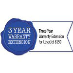 HP H5491E Three-Year Warranty Extension for LaserJet 8150