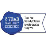 HP H5505E Three-Year Onsite Warranty Extension for Designjet 5500 60""