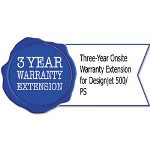HP H5652E Three-Year Onsite Warranty Extension for Designjet 500/PS