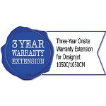 HP H5655E Three-Year Onsite Warranty Extension for Designjet 1050C/1050CM