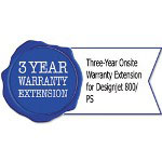 HP H5729E Three-Year Onsite Warranty Extension for Designjet 800/PS