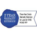 HP H7668E Three-Year Onsite Warranty Extension for LaserJet 4345/M4345 MFP