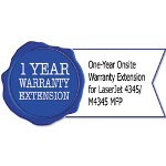 HP H7688PE One-Year Onsite Warranty Extension for LaserJet 4345/M4345 MFP