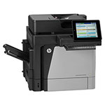 HP LaserJet Enterprise Flow MFP M630h Printer, Copy; Print; Scan