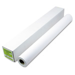 "HP Designjet Universal Coated Paper, 26 lb., 36"" x 150' Roll"