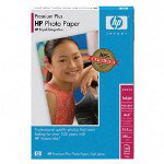 HP Premium Plus Photo Paper, High Gloss, 4 x 6, 20 Sheets/Pack