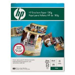 HP Brochure and Flyer Paper, Glossy, 8 1/2 x11, 150 Sheets/Pack