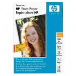 HP Premium Photo Paper, Glossy, 4 x 6, 100 Sheets/Pack