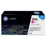 HP 309A Magenta Toner Cartridge, Model Q2673A, Page Yield 4000