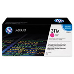 HP 311A Magenta Toner Cartridge, Model Q2683A, Page Yield 6000