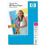 HP Premium Plus Photo Paper, High Gloss, 4 x 6, 100 Sheets/Pack