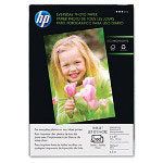 HP Everyday Photo Paper, 45 lbs., Semi-Gloss, 4 x 6, 100 Sheets/Pack