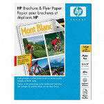 HP Brochure and Flyer Paper, Matte, 8 1/2 x 11, 100 Sheets/Pack