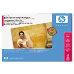 "HP Designjet Instant Dry Photo Semi Gloss, 11.3 mil, 13"" x 19"", 25 Sheets"
