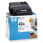 HP Laser Toner/Government, Smart Print, for LJ 4250/4350, 10K pgs (Q5942A) Black