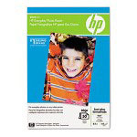 HP Semi-Gloss Everyday Photo Paper, 4 x 6 With Tab