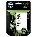 HP 63 (T0A53AN) Black Original Ink Cartridge