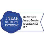 HP UE679PE One-Year Onsite Warranty Extension for LaserJet M5035 MFP